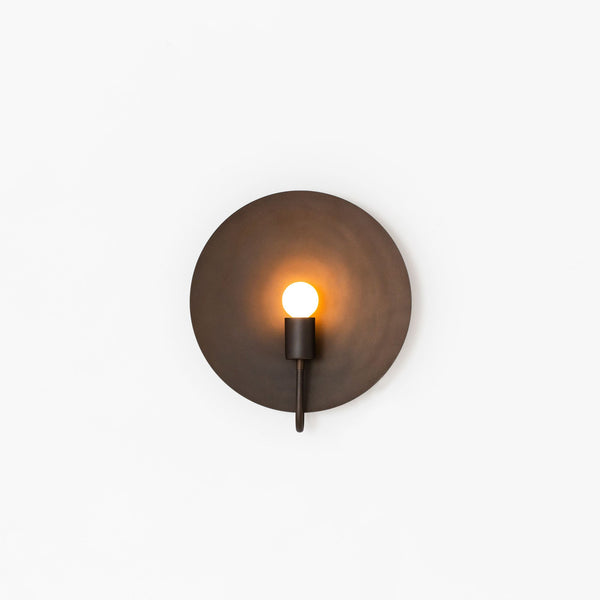 Helios ADA Sconce in Bronze - Lighting - Designer - Sconces – Shoppe Amber Interiors