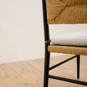 Mulholland Lounge Chair - Furniture - Line – Shoppe Amber Interiors