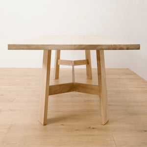 Ozzie Dining Table - Furniture - Line - Dining Table - Ozzie – Shoppe Amber Interiors