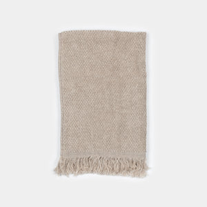 Cultiver Linen Hand Towel Natural