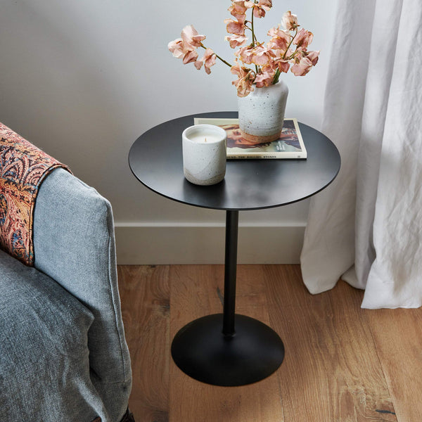 Frida Side Table - Furniture – Shoppe Amber Interiors