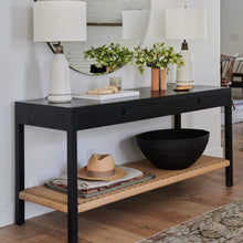 Load image into Gallery viewer, Anderson Console - Furniture - Line - Side Table - Anderson – Shoppe Amber Interiors