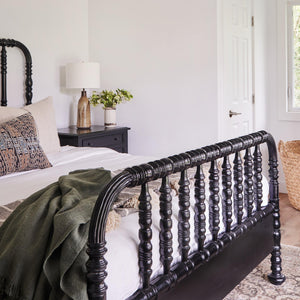 Ainsley Bed - Furniture - Designer - Bed – Shoppe Amber Interiors