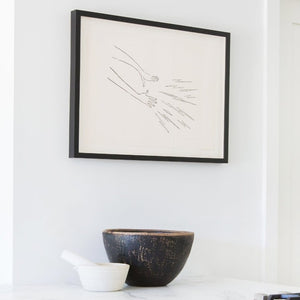 Magic Hands - Artwork – Shoppe Amber Interiors