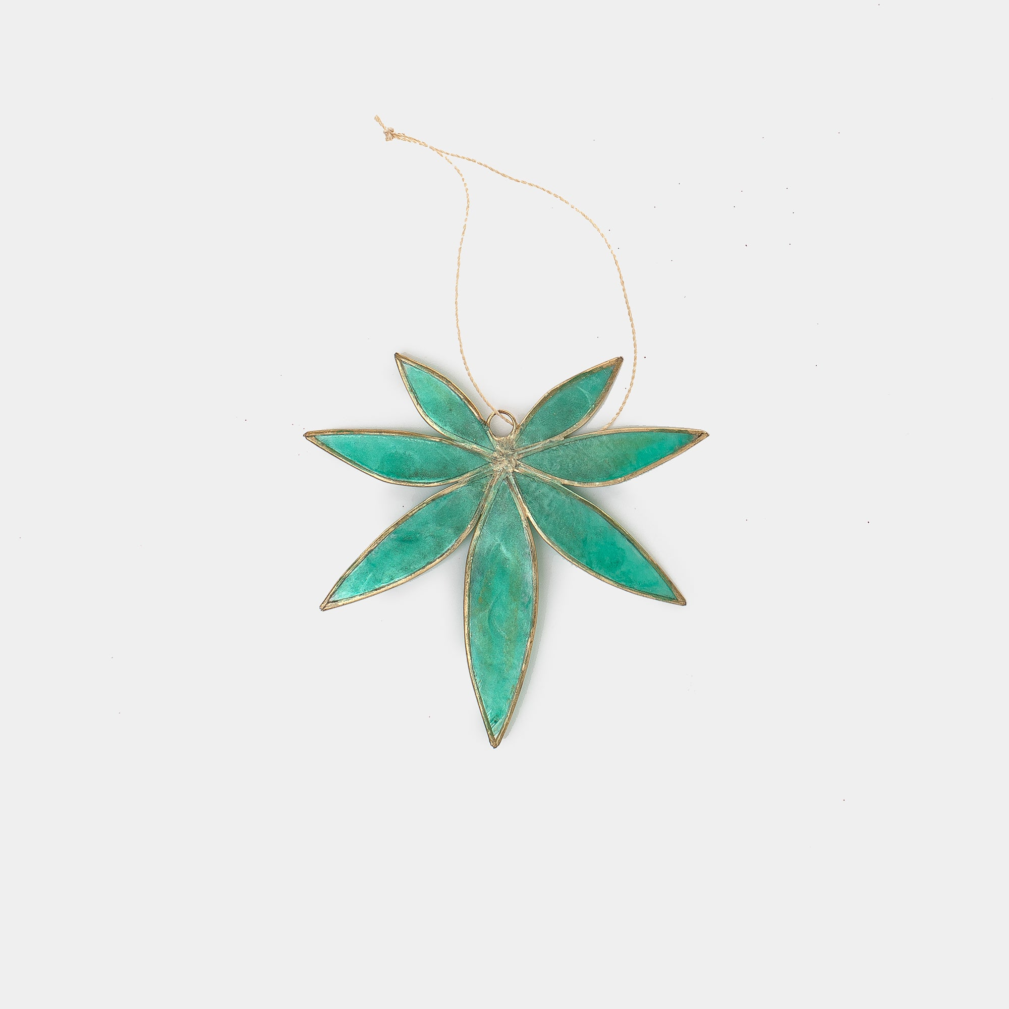 Cannabis Ornament - Home Accessories – Shoppe Amber Interiors