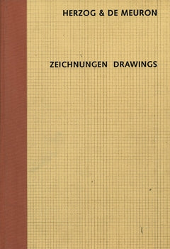 Load image into Gallery viewer, Herzog & de Meuron: Zeichnungen Drawings - Books – Shoppe Amber Interiors