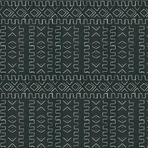 Amber Interiors Mali Wallpaper Sample Swatch - wallpaper – Shoppe Amber Interiors