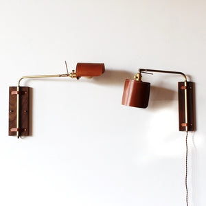 Ava Wall Sconce - Lighting - Designer – Shoppe Amber Interiors