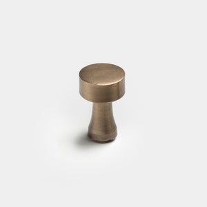 Brass Hook - Round - Home Accessories - Hardware – Shoppe Amber Interiors