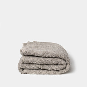 Kurlisuri Throw - Grey - Throws – Shoppe Amber Interiors
