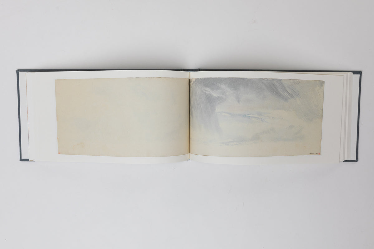 Load image into Gallery viewer, J.M.W. Turner: The 'Skies' Sketchbook - Books – Shoppe Amber Interiors