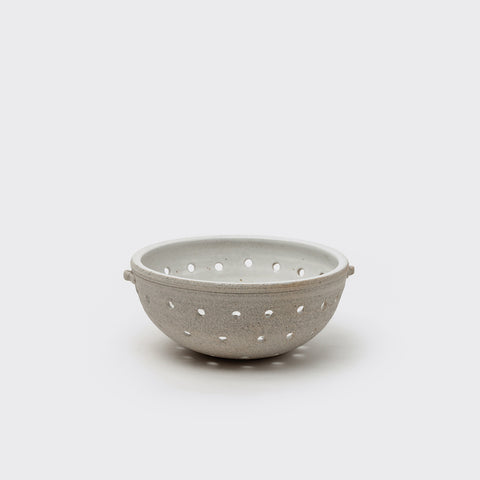 Vermont Berry Colander Granite by Sheldon Ceramics