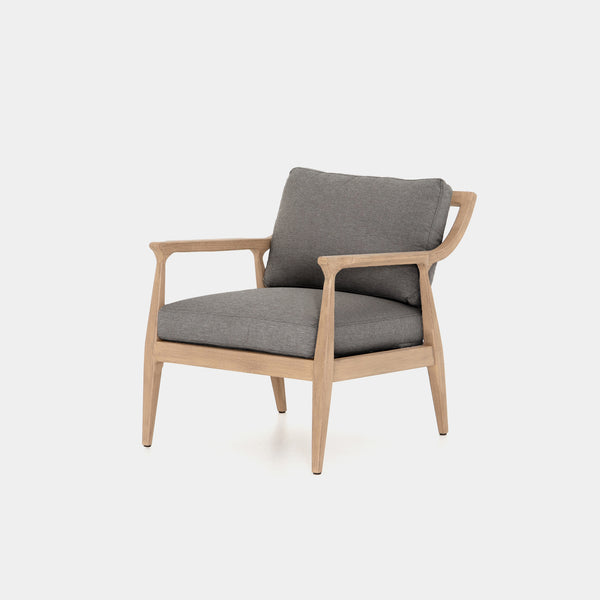 Corne Outdoor Chair Charcoal