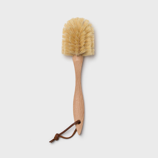 Beechwood Dish Brush - Home Accessories – Shoppe Amber Interiors