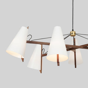 Hood Chandelier - Lighting - Designer - Chandeliers – Shoppe Amber Interiors