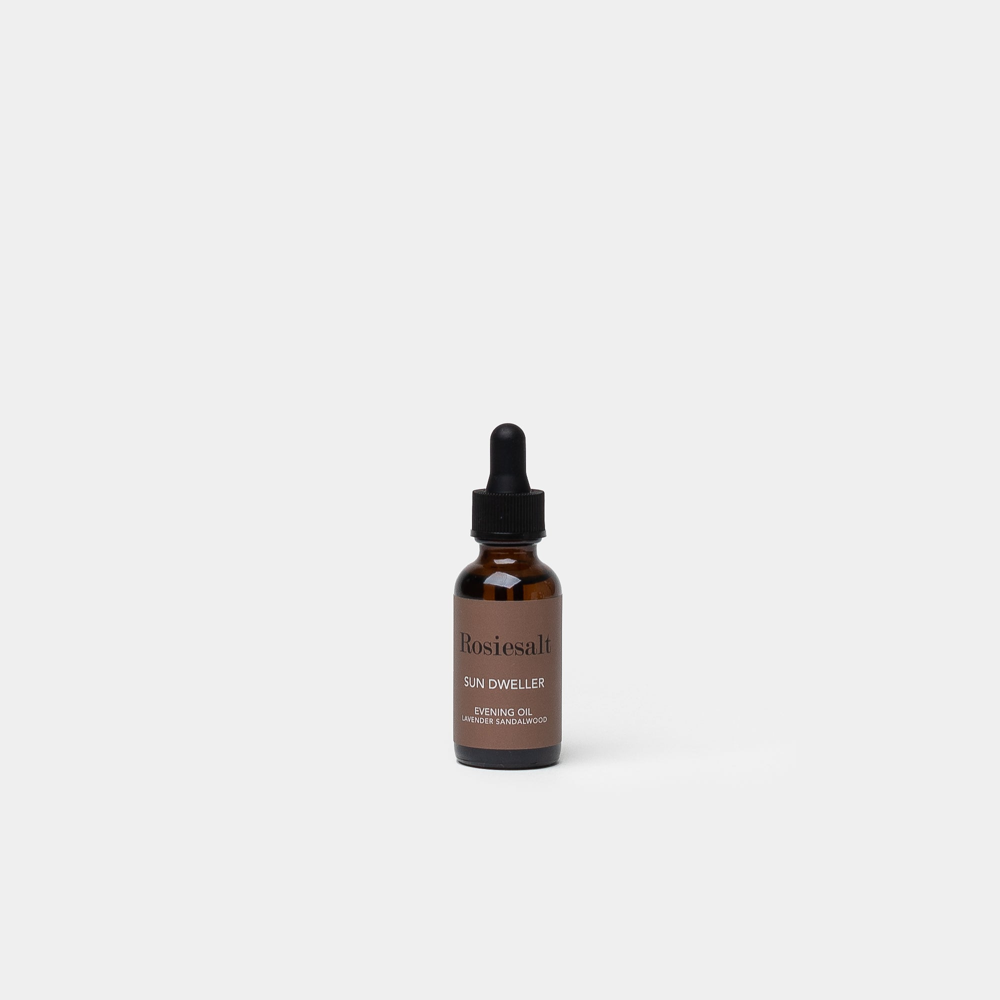 Evening Oil - Bottle - Apothecary - Body - Bath - Oil – Shoppe Amber Interiors