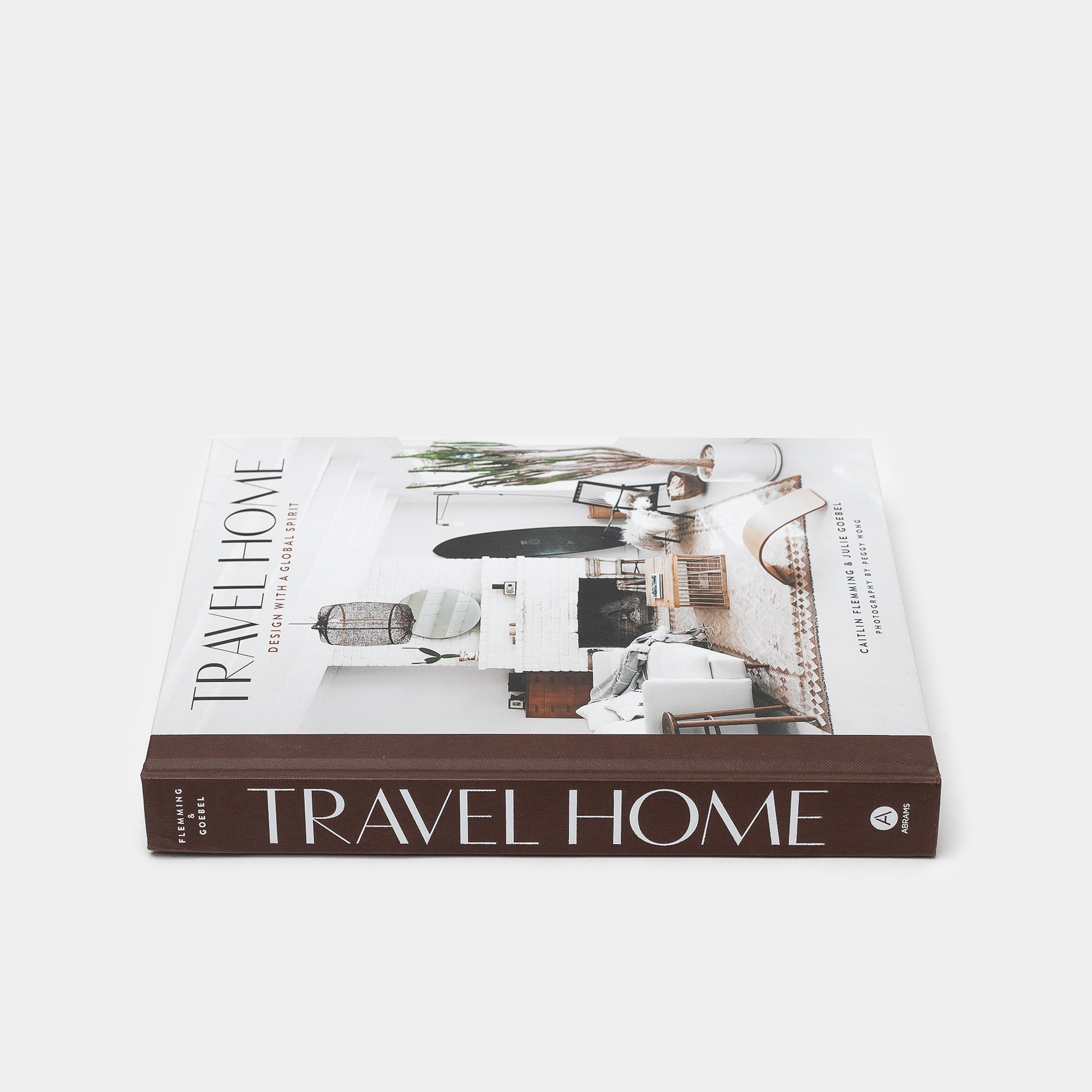 Travel Home: Design with a Global Spirit - Books – Shoppe Amber Interiors
