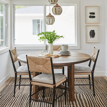 Load image into Gallery viewer, Mulholland Dining Chair - Furniture - Line - Chairs - Dining Chairs – Shoppe Amber Interiors