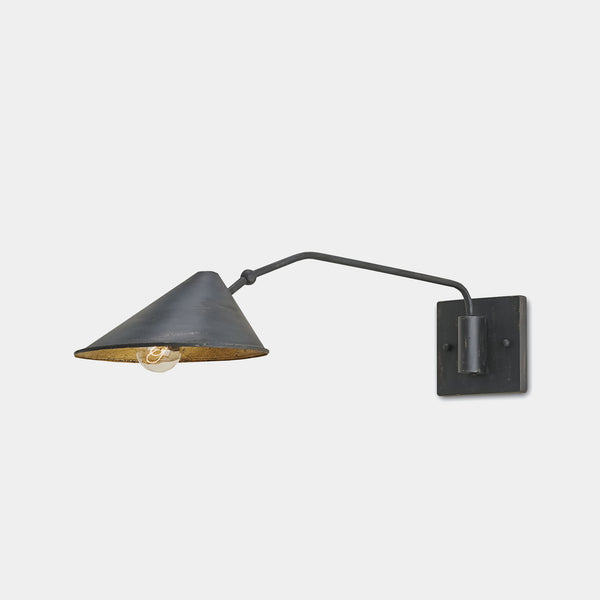 Aluna Single Wall Sconce -  – Shoppe Amber Interiors
