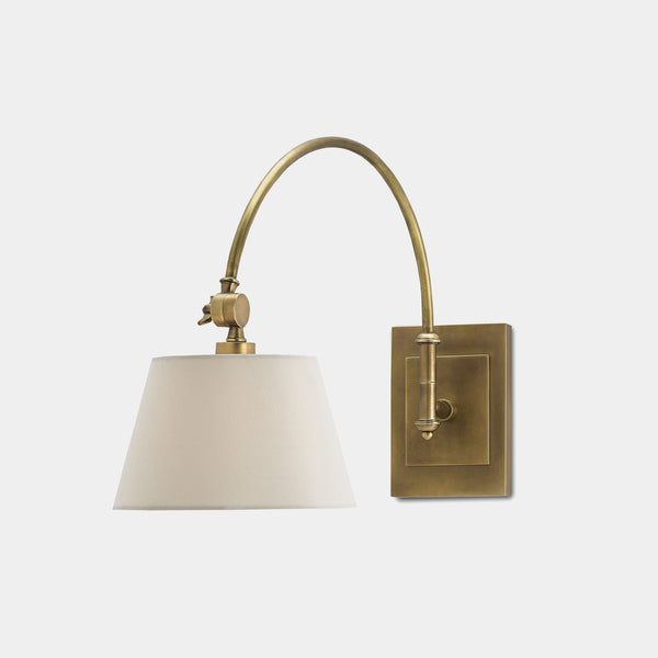 Amiel Swing-Arm Sconce -  – Shoppe Amber Interiors