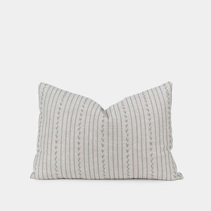 Yucatan Stripe Mineral Pillow