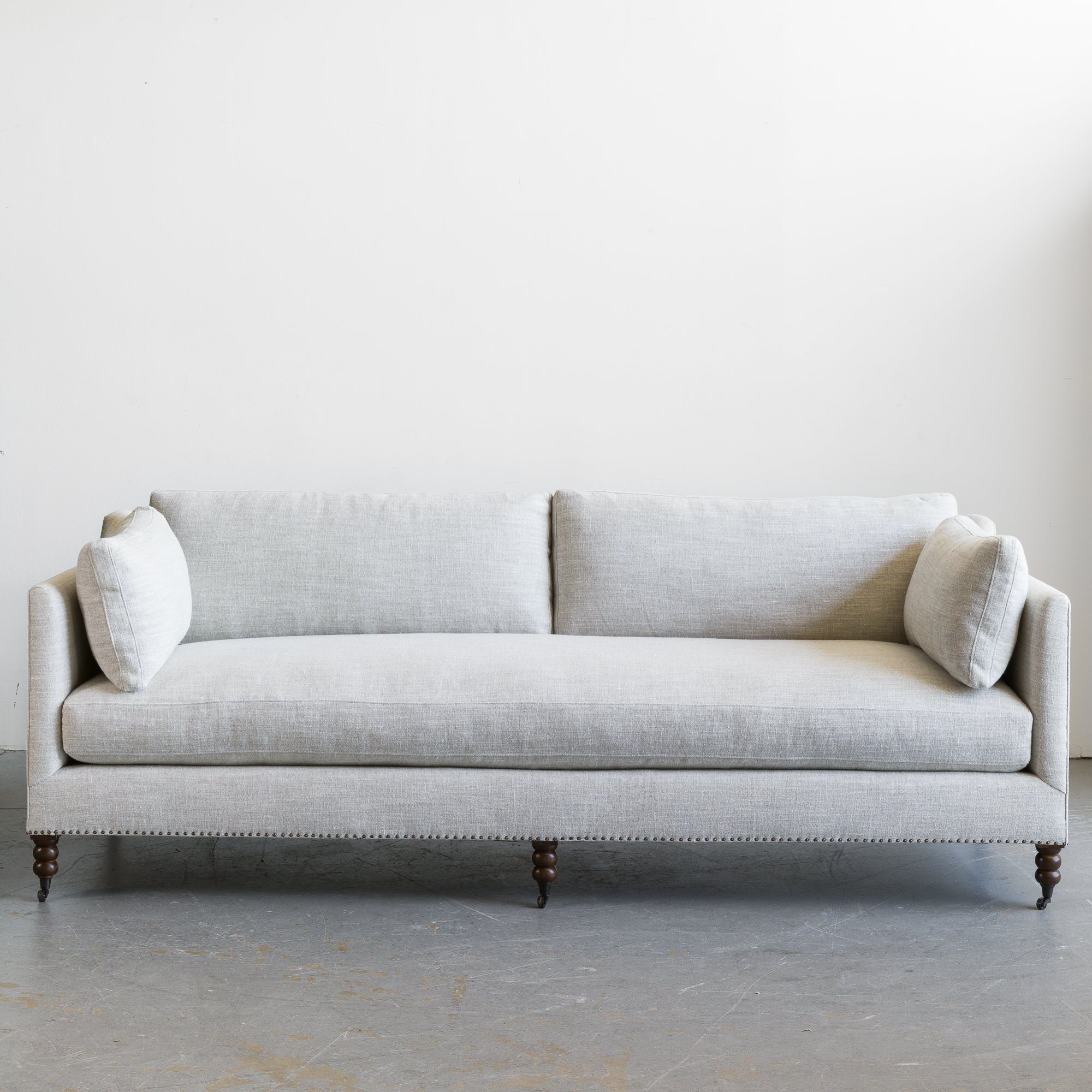 Riviera Sofa - Furniture - Line - Sofa – Shoppe Amber Interiors