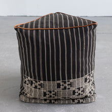 Load image into Gallery viewer, Brenham Pouf II - Furniture - Line - Ottoman - Cubes – Shoppe Amber Interiors