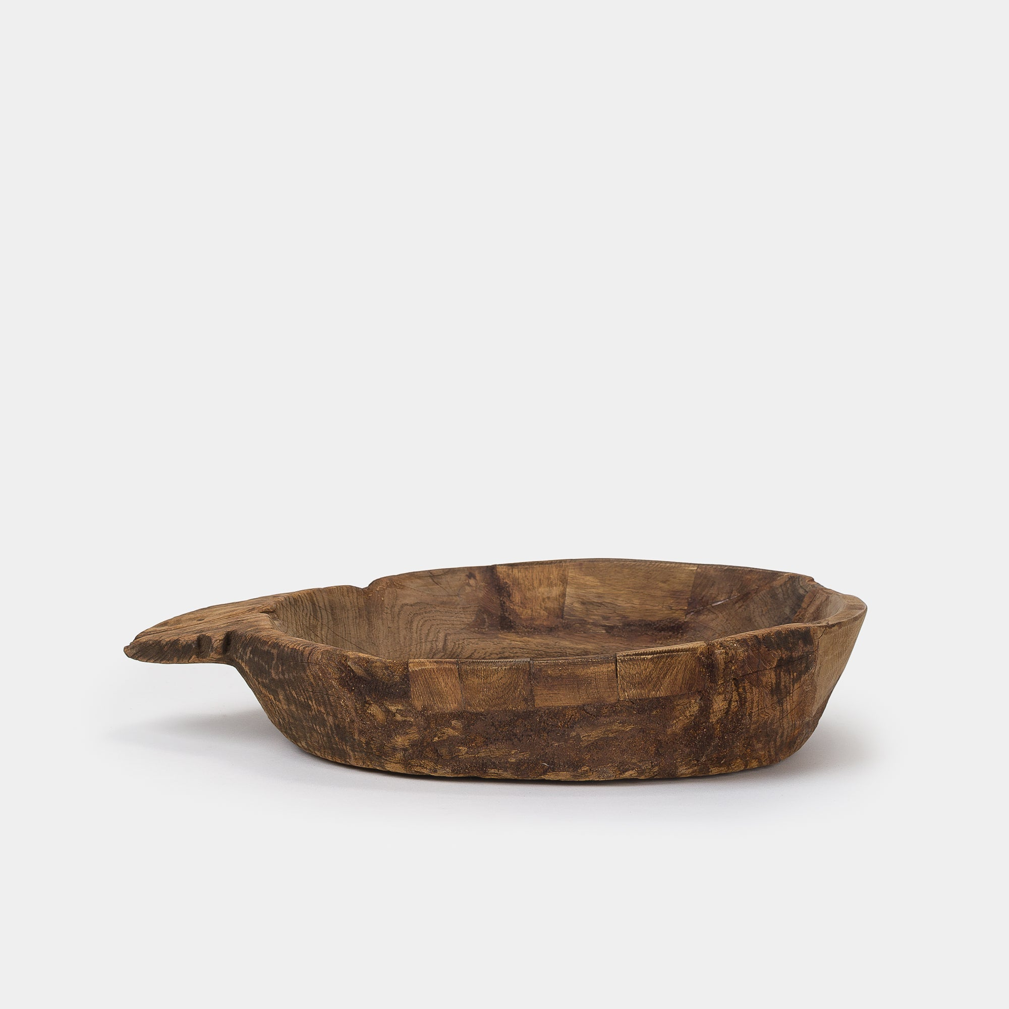 Wood Bowl -  – Shoppe Amber Interiors