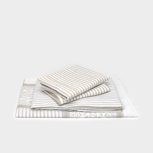 Queen Fitted Sheet  by Kerry Cassill - Bedding - Sheets – Shoppe Amber Interiors