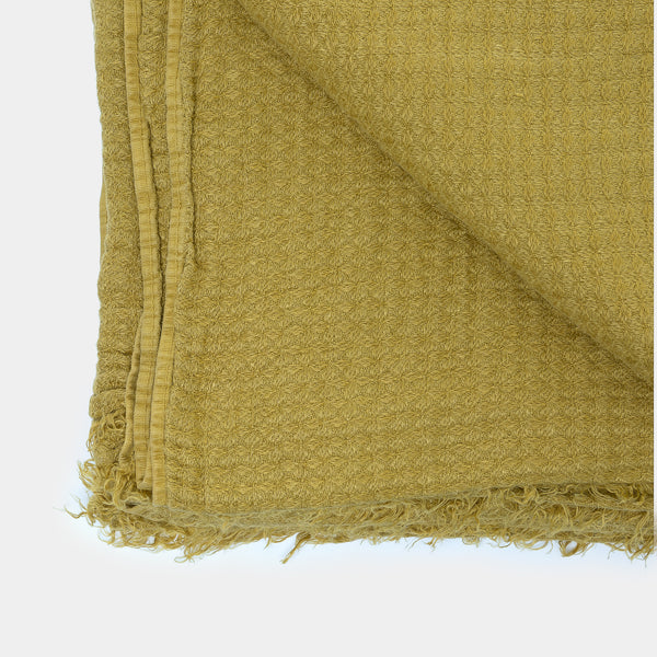 Simple Linen Throw - Throws – Shoppe Amber Interiors