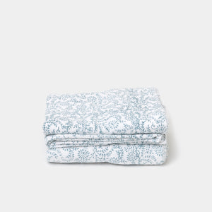 Blue VIne Pillowcase Set of 2 - Bedding - Pillow Cases – Shoppe Amber Interiors