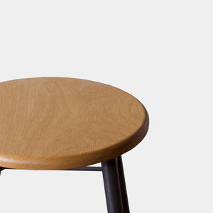 Gordon Stool - Furniture - Designer - Seating – Shoppe Amber Interiors