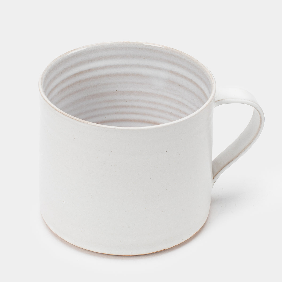Load image into Gallery viewer, White Mug By Tracie Hervy