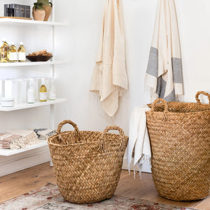 Taylor Basket - Home Accessories - Baskets - New – Shoppe Amber Interiors