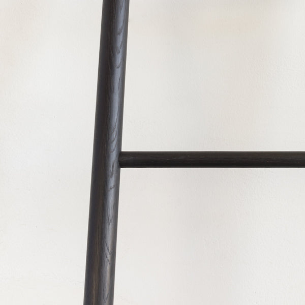 Black Bloak Ladder Medium -  – Shoppe Amber Interiors