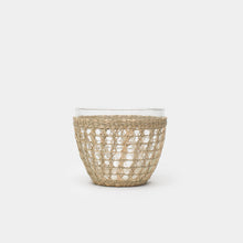 Load image into Gallery viewer, Seagrass Medium Cage Salad Bowl -  – Shoppe Amber Interiors