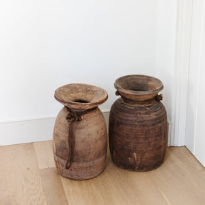 Decorative Wood Container