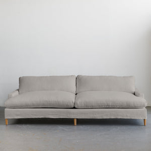 Bille Slipcovered Sofa