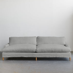 Billie Slipcover Sofa - Furniture - Line - Sofa - Billie – Shoppe Amber Interiors
