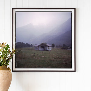 NZ Shack - Artwork - Original – Shoppe Amber Interiors