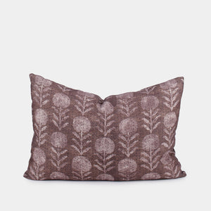 Zinnia Berry Pillow