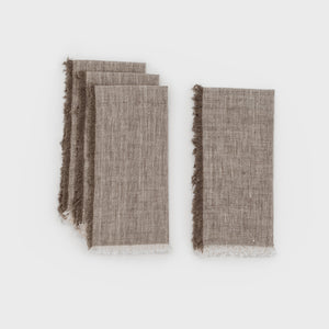 Ash Napkin Set - Kitchen & Dining – Shoppe Amber Interiors