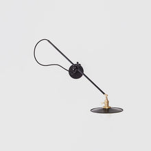Load image into Gallery viewer, Wall Lamp in Black - Lighting - Designer – Shoppe Amber Interiors