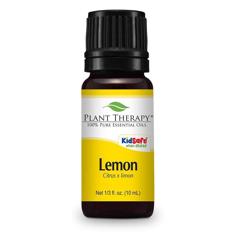Plant Therapy Essential Oils - Lemon - 10mL