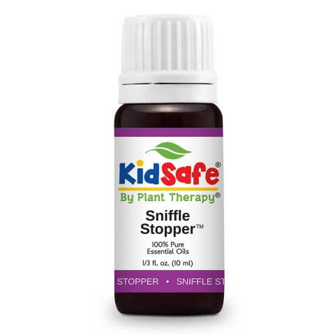 Plant Therapy Essential OIls - Sniffle Stopper - 10mL
