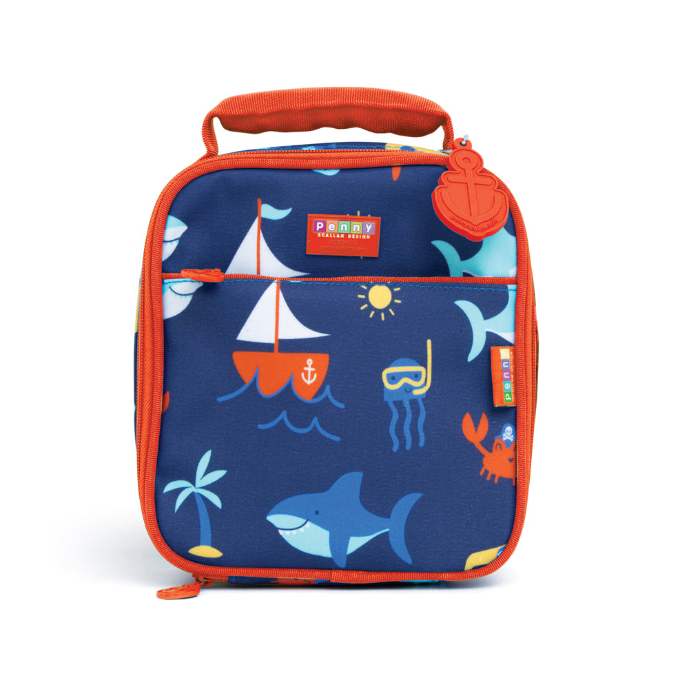Penny Scallan School Lunch Box  - Anchors Away