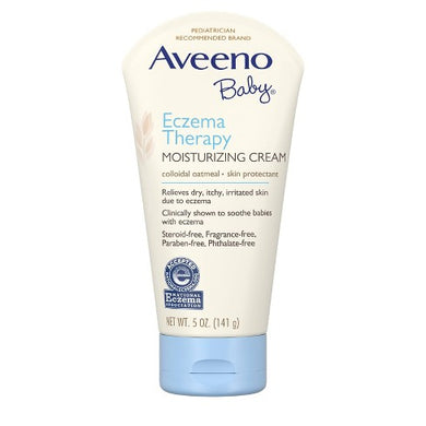 Aveeno Baby Eczema Therapy Moisturizing Cream 5 oz.