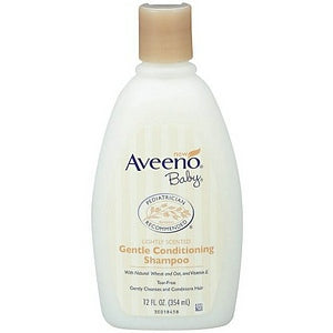 Aveeno Baby Gentle Conditioning Shampoo 12 fl. oz.