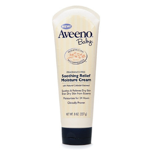Aveeno Baby Soothing Relief Moisture Cream 8 fl. oz.
