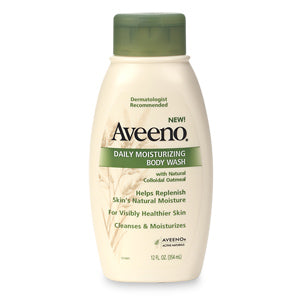 Aveeno Daily Moisturizing Body Wash 12 fl. oz.